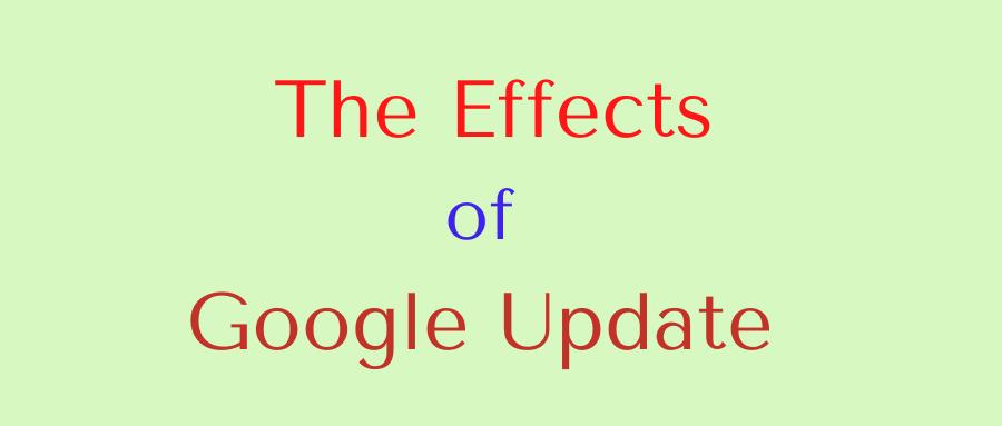 google-update-effect