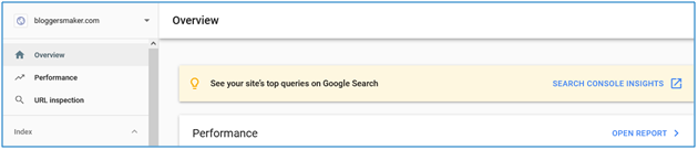 search-console-insights